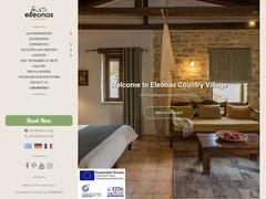 Eleonas Country Village - Hotel 3 * - Zaros - Heraklion - Crete