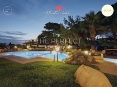 Alianthos Suites - 3 * hotel - Tersanas - Akrotiri - Chania - Crete