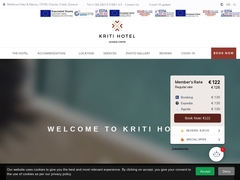 Kriti Hotel - 3 * Hotel - Old Town - Chania - Crete