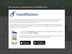 Charte Romain Jacob - Handidactique