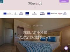 Thalia - 1 * Hotel - Paleokastro - Itanos - Lassithi - Crete