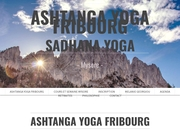 Ashtanga Yoga Fribourg, pratique du yoga