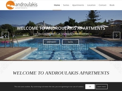 Androulakis Apartments 3 Keys - Gerani - Platanias - Chania - Crete
