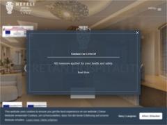 Nefeli - Ξενοδοχείο 3 * - Πλατανιάς - Ρέθυμνο - Κρήτη