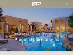Platanias Mare - 3 * Hotel - Platanias - Chania - Crete