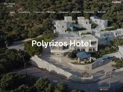 Πολύριζος - Ξενοδοχείο 3 * - Κάτω Ροζάκινο - Ρέθυμνο - Κρήτη