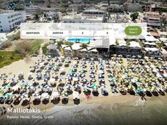 Malliotakis Beach - 3 * Hotel - Stalida - Malia - Heraklion - Crete
