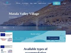 Valley Village - 3 * Hotel - Matala - Heraklion - Crete