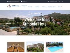 Armonia - 3 * Hotel - Matala - Heraklion - Crete
