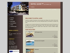 Ilios - 3 * Hotel - Chersonissos - Heraklion - Crete