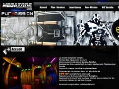 Lasergame à Auxerre