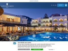 Alianthos Garden - Ξενοδοχείο 3 * - Πλακιάς - Ρέθυμνο - Κρήτη