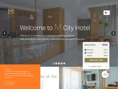 M City - 3 * Hotel - City Center - Chania - Crete