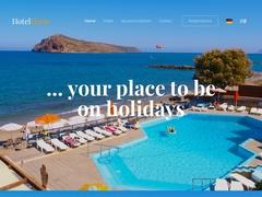 Haris - 3 * Hotel - Agia Marina - Chania - Crete