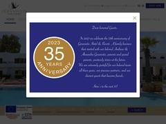 Geraniotis Beach - 3 * Hotel - Platanias - Chania - Crete