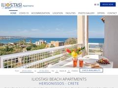 Iliostasi Beach 3 Keys Apartments - Chersonissos - Heraklion - Crete