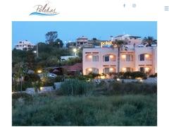 Poledas Apartments 3 Keys - Dramia - Georgioupoli - Chania - Crete