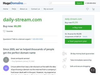 Daily-Stream
