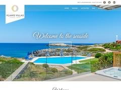 Vlamis Villas - 3 Keys Hotel - Stavros - Akrotiri - Chania - Crete