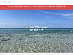 Blue Sky Apartments 3 Keys, Frangokastello - Sfakia - Chania - Crete