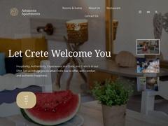 Amazona Apartments 3 Keys - Agia Pelagia - Heraklion - Crete