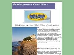 Melani Apartments 3 Keys - City Center - Chania - Crete