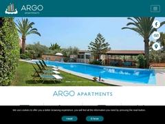 Argo Apartments 3 Keys - Kato Daratsos - Nea Kydonia - Chania - Crete