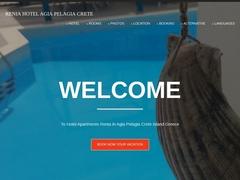 Renia Hotel Apartments 3 Keys - Agia Pelagia - Heraklion - Crete