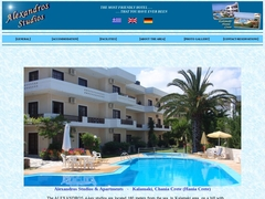 Alexandros Apartments 3 Keys - Kalamaki - Chania - Crete