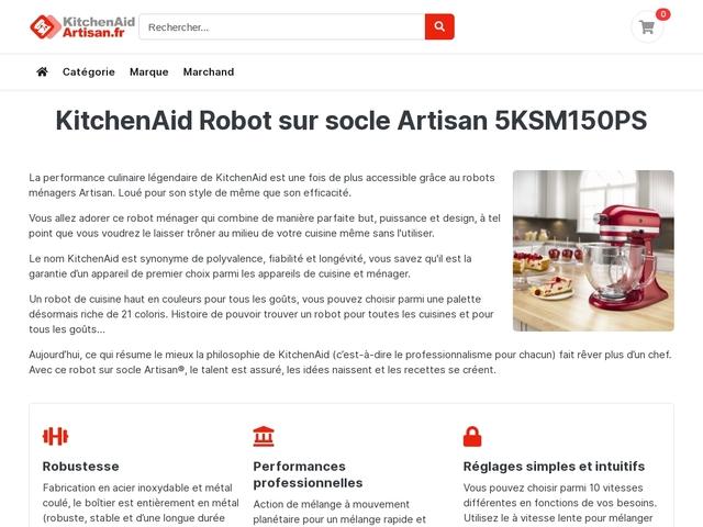 https://kitchenaid-artisan.fr