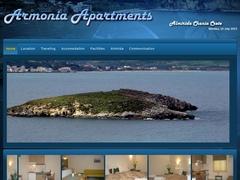 Armonia Apartments 2 Keys - Αλμυρίδα - Χανιά - Κρήτη
