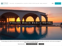 Pyrgos Beach Apartments 2 Keys - Μάλια - Ηράκλειο - Κρήτη