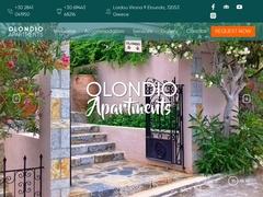 Olondio Apartments 2 Keys - Elouda - Lassithi - Crete