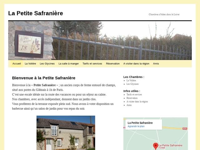 La Petite Safranière