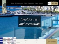 El Greco Hôtel 2 * - Ierapetra - Lassithi - Crète