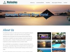 Naiades Almyros River - 1 * Hotel - Almyros - Lassithi - Crete