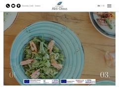 Akti Olous Hôtel 2 * - Schisma - Elouda - Lassithi - Crète