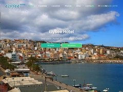 Elysee Hôtel 2 * - Sitia - Lassithi - Crète