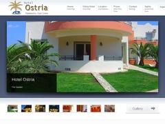 Ostria - 1 * Hotel - Paleokastro - Itanos - Lassithi - Crete
