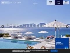 The Island Concept Hotel - Μαρίνα του Αγίου Νικολάου - Λασίθι - Κρήτη