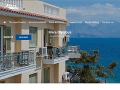 Mare Olympus Apartments 2 * - Agios Nikolaos - Lassithi - Crète
