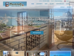 Mantraki Apartments - Hôtel 3 * - Agios Nikolaos - Lassithi - Crète