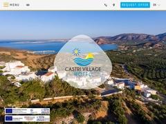 Castri Village - Hôtel 3 * - Palekastro - Itanos - Lassithi - Crète