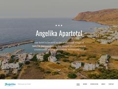 Angelika Apartotel 3 * - Milatos Beach - Neapoli - Lassithi - Crète