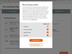 Ocean Beach Resort - Ξενοδοχείο 4 * - Μακρύ Γιαλός - Λασίθι - Κρήτη