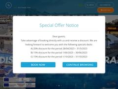 Elounda Residence Apartments - Hôtel 4 * - Elouda - Lassithi - Crète