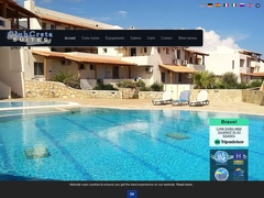 Creta Suites Resort - Hôtel 4 * - Koutsounari - Lassithi - Crète