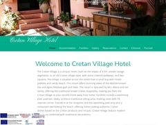 Cretan Village - Hôtel 4 * - Amoudara - Lassithi - Crète