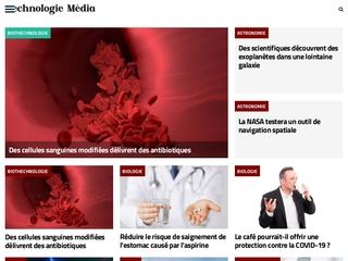 Technologie Média