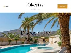 Διαμερίσματα Okeanis - Κουτσουράς - Μακρύ Γιαλός - Λασίθι - Κρήτη